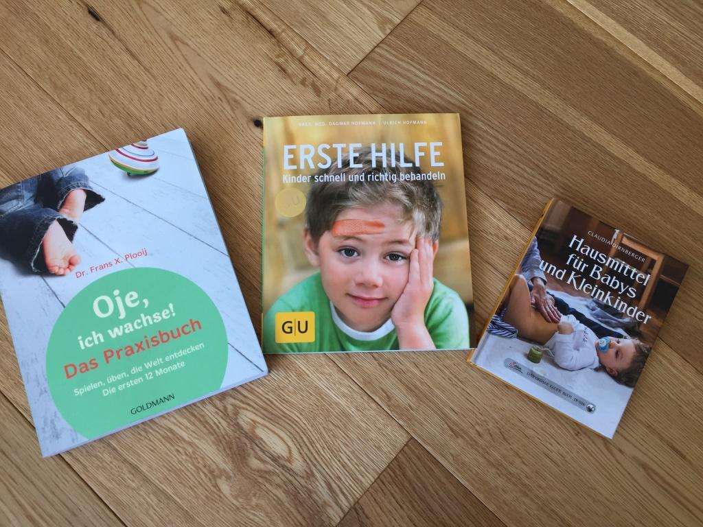 Bücher für Babys' Gesundheit und Entwicklung